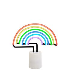 Large Rainbow Neon Light Design By SunnyLIFE