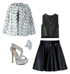"""""""Untitled #28"""" by rhonda-kerl on Polyvore featuring MSGM, Fendi and MICHAEL Michael Kors"""