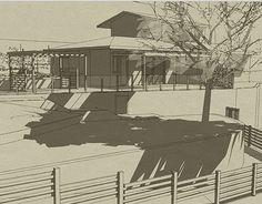 """Check out new work on my @Behance portfolio: """"Elaboratione grafica di villa con giardino"""" http://be.net/gallery/54769873/Elaboratione-grafica-di-villa-con-giardino"""