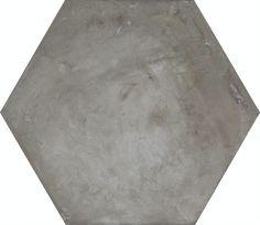 Šestiúhelníková dlažba TERRA Antracite Esagono