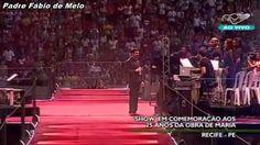 Show Padre Fábio de Melo_25 anos da Obra de Maria_Arena Pernambuco_11/01...