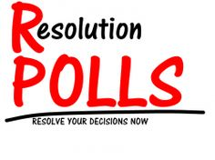 This lens is about Resolution poll and also decision making in general. I will look at why decisions can be difficult to make and the benefits...