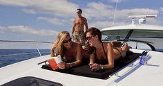 Real Madrid, Beautiful Models, Most Beautiful, Boat Rental, Yacht Club, Girls, Motor Yachts, Swimwear, Google