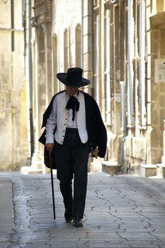 Arles gentleman