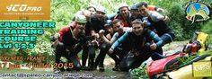 Canyoneer Training Course (27 junio a 4 julio 2015)