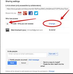 Tips You Need To Know When Sharing Google Drive Docs with Students ~ Educational Technology and Mobile Learning