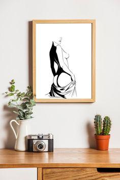 Erotic line art ass print erotic naked woman butt nudity erotic art print female nude print female l Painting Inspiration, Art Inspo, Paar Illustration, Woman Sketch, Art Challenge, Art Drawings, Horse Drawings, Drawing Art, Animal Drawings
