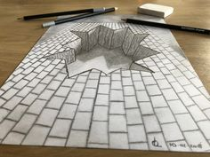 Brilliant Draw A Glass Ideas. Exquisite Draw A Glass Ideas. Illusion Drawings, Unique Drawings, Illusion Art, Pencil Art Drawings, 3d Art Drawing, Painting & Drawing, Drawing Skills, Drawing Ideas, Drawing Lessons For Kids