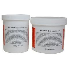 Vitamin C (L-ascorbic acid) powder pure- / Use this to make your own Vitamin C facial mask. BE AWARE.if you're skin is not used to skin peels, start out at very low concentrations and build up over time so you don't burn your skin! Face Mask For Spots, Face Masks, Vitamin C Mask, Vitamin C Powder, Cosmetics Ingredients, Vegetable Glycerin, Raw Materials, Healthy Skin, Vitamins