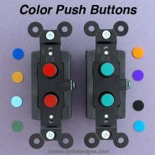 Retro push button light switches !!
