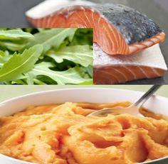 Goodfood recept stamppot voor meer weerstand met rucola en vettevis
