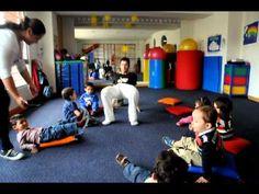 Clase de Yoga Infantil por Federico Gonzalez **Introduccion y Saludo a...