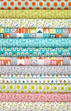 Floating On Cloud9: Cloud9 Fabrics for Jo-ann Fabrics | House & Garden