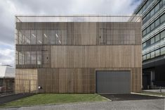 Saint Denis Archives Building