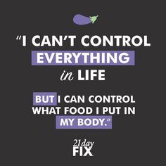 Take control today! When it comes to your workouts or the food you eat, you do indeed have the power. So, start a healthy relationship with your food and remember what it's like to feel good from the inside out. // 21 Day Fix // // fitness // fitspo // workout // motivation // exercise // Inspiration // quote // quotes // fitfam //fixfam // fit // Motivation Monday