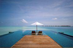 Conrad Maldives Rangali Island (Maldivas): Hotel 6 estrellas