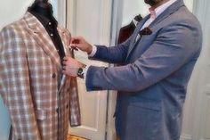cezar5 Blazer, Jackets, Men, Fashion, Down Jackets, Moda, Fashion Styles, Blazers, Guys