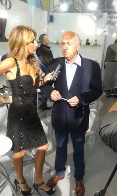 Il nostro titolare viene intervistato da Jo Squillo!