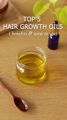 Natural Hair Recipes, Hair Care Recipes, Castor Oil For Hair, Hair Oil, Natural Hair Growth, Natural Hair Styles, Hair Growth Mask, Diy Hair Growth Oil, Diy Hair Treatment