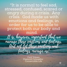 It's okay to feel sad, angry, hurt, scared, etc...  Learning how to manage our emotions is not always easy and often we need to learn how to manage our emotions. Sometimes we get so caught up in the emotions of life, it is especially easy to do so now- living through a pandemic and world-changing crisis.  It is proven that the best way to learn how to manage our emotions and feelings is through therapy and guidance. Find your fit. Improve Yourself, Finding Yourself, Feeling Sad, Counseling, Health And Wellness, Coaching, It Hurts, Stress, Therapy