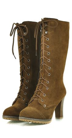 Wide calf boots #fall #winter