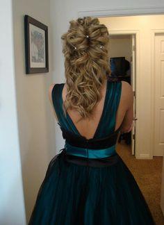 Beautiful Prom Hair!!