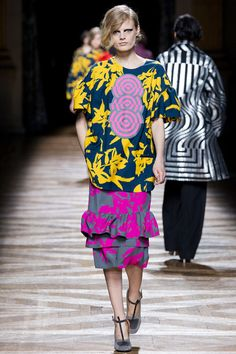 Dries Van Noten   Fall 2014 Ready-to-Wear Collection   Style.com