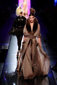Jean Paul Gaultier - haute couture Fall/Winter 2011-12