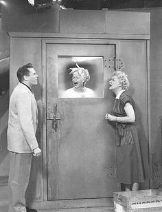 "Remember This Scene??    From the 1952 ""I Love Lucy"" episode, ""The Freezer"""
