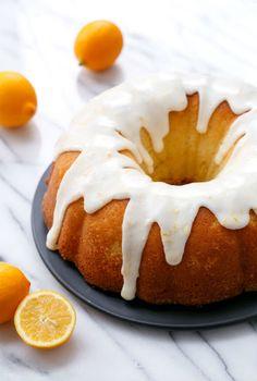 Bunt cake de limón   Tasty details