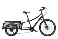 XTRACYCLE | Edgerunner Classic Cargo Bike, Classic Bikes, Cool Bikes, Bicycle, Vehicles, Cool Stuff, Products, Bicycle Kick, Rolling Stock