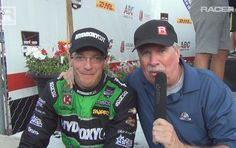 VIDEO: The RACER Channel's Robin Miller interviews Sebastien Bourdais after the Frenchman recorded the most dominant IndyCar win of 2015 at the famed Milwaukee Mile. RACER.com