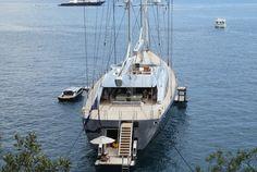 Vertigo by Alloy Yachts, Philippe Briand Yacht Design