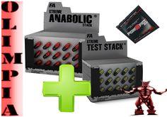 FA Xtreme Anabolic Stack 120k  test stack 120 prób