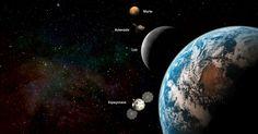 """A Nasa deve receber uma verba de US$ 100 milhões (cerca de R$ 200 milhões) para dar início à construção de uma nave robô que rebocará um asteroide para a órbita da Lua, segundo o senador norte-americano Bill Nelson. A intenção de deixar o asteroide em órbita estável ao redor do satélite é criar postos tripulados e permanentes no espaço até 2025, para que astronautas consigam um posto para """"desenvolver formas de viajar até Marte"""", além de eles desenvolverem """"atividades de mineração"""