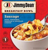 Better Than The Freezer Aisle: Copycat Jimmy Dean Sausage Breakfast Bowl