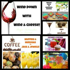 Theme Parties ROCK!  Add more excitement to your home parties... more fun, more guests, and more from your business!