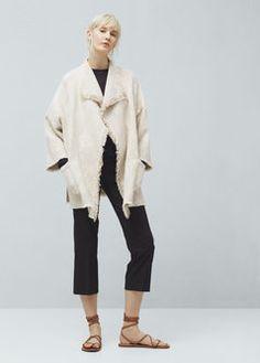 Jacke aus Baumwoll-Jacquard