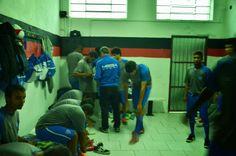 ESPORTE CLUBE CRUZEIRO RS  PRIMEIRA DIVISÃO GAÚCHA : primeira rodada do estadual de junior