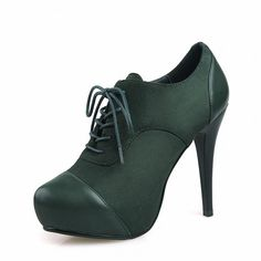 Carol Shoes Fashion Women's Lace-up Elegance Spring and Autumn High Heel Dress Boots ** To view further for this item, visit the image link.