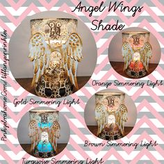 Pink Zebra Angel Wings pinkzebrahome.com/tiffanyssprinkles