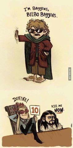 Bilbo swaggins