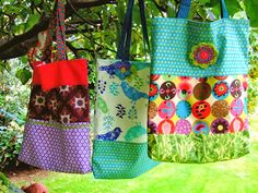 Beates bunter Blog: Einkaufstaschen