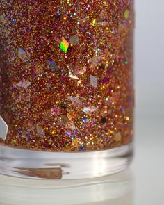 Rainbow Honey - Lunairetic Glitter Nail Lacquer