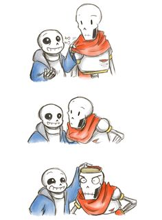 Betrayal!  papyrus how did you not see this coming. *lol*