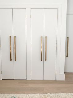 HARD TO BELIEVE IT'S IKEA! — THREE BIRDS RENOVATIONS Ikea Wardrobe, Wardrobe Handles, Wardrobe Storage, Built In Wardrobe, Locker Storage, Wardrobe Ideas, Walk In Closet Ikea, Walk In Closet Design, Bedroom Closet Design