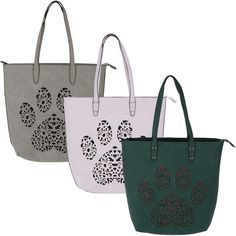Pawsitively Beautiful Tote Bag Dog Purse ad78376329756