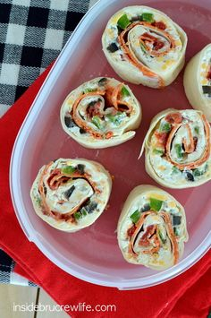 Pizza Pinwheels   Inside BruCrew Life