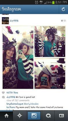 From Danielle's instagram