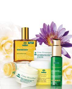 Doğal içerikleri ve cilt dostu etkili içerikleri ile Nuxe Cilt Bakım ürünlerinden asla vazgeçemeyeceksiniz http://www.dermoeczanem.com/nuxe-paris